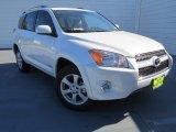 2012 Blizzard White Pearl Toyota RAV4 Limited #72991739