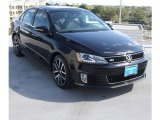 2013 Deep Black Pearl Metallic Volkswagen Jetta GLI Autobahn #72992226