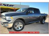 2012 Mineral Gray Metallic Dodge Ram 1500 Lone Star Crew Cab #72991877