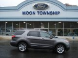 2013 Sterling Gray Metallic Ford Explorer XLT 4WD #72991722