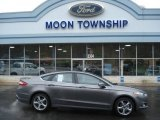 2013 Sterling Gray Metallic Ford Fusion SE 1.6 EcoBoost #72991716