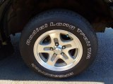Mazda B-Series Truck 1998 Wheels and Tires