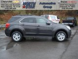2013 Tungsten Metallic Chevrolet Equinox LT AWD #72991693