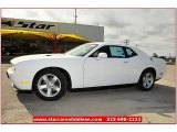 2013 Bright White Dodge Challenger SXT #72991850