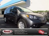2013 Polished Metal Metallic Honda CR-V EX-L #73054089