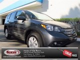 2013 Polished Metal Metallic Honda CR-V EX #73054088
