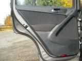 2011 Volkswagen Tiguan S 4Motion Door Panel