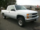 1997 Chevrolet C/K 2500 K2500 Extended Cab 4x4 Data, Info and Specs