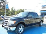 2013 Kodiak Brown Metallic Ford F150 XLT SuperCrew #73054309