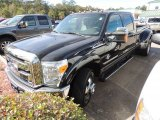 2011 Ford F350 Super Duty Lariat Crew Cab Dually Front 3/4 View