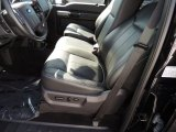 2011 Ford F350 Super Duty Lariat Crew Cab Dually Front Seat