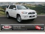2013 Blizzard White Pearl Toyota 4Runner SR5 4x4 #73054051
