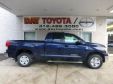 2013 Nautical Blue Metallic Toyota Tundra Double Cab 4x4 #73054163