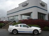2006 Performance White Ford Mustang GT Premium Coupe #73054156