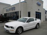 2006 Performance White Ford Mustang GT Premium Coupe #7286495