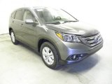 2013 Polished Metal Metallic Honda CR-V EX-L #73054628