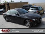 2009 Black Sapphire Metallic BMW 3 Series 328i Convertible #73054502