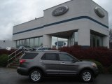 2013 Sterling Gray Metallic Ford Explorer XLT 4WD #73054145