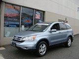 2010 Glacier Blue Metallic Honda CR-V EX-L AWD #73054846