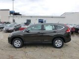 2013 Kona Coffee Metallic Honda CR-V LX AWD #73054744