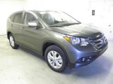 2013 Polished Metal Metallic Honda CR-V EX #73054619