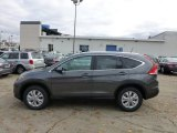 2013 Polished Metal Metallic Honda CR-V EX-L AWD #73054738