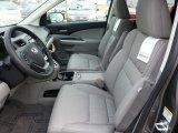 2013 Honda CR-V EX-L AWD Front Seat