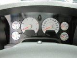 2007 Dodge Ram 3500 SLT Quad Cab 4x4 Dually Gauges