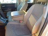2010 Dodge Ram 1500 Big Horn Crew Cab Front Seat
