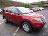 2013 Ruby Red Metallic Ford Explorer 4WD #73054360