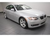 2010 Titanium Silver Metallic BMW 3 Series 335i Coupe #73054606