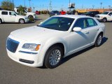 2013 Bright White Chrysler 300  #73054721