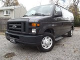 2008 Ford E Series Van Dark Shadow Grey Metallic