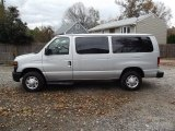2008 Ford E Series Van Silver Metallic