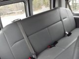 2008 Ford E Series Van E350 Super Duty XLT Passenger Rear Seat