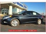 2013 Pacific Blue Pearl Hyundai Sonata GLS #73054586