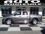 2012 Mineral Gray Metallic Dodge Ram 1500 Express Crew Cab 4x4 #73054573