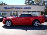 2006 Torch Red Ford Mustang GT Premium Convertible #73054562