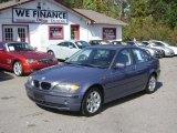 2003 Steel Blue Metallic BMW 3 Series 325i Sedan #73113904