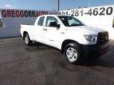 2013 Super White Toyota Tundra Double Cab 4x4 #73113697