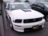 2007 Performance White Ford Mustang GT/CS California Special Coupe #73113632