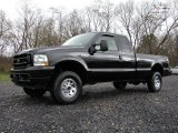 2002 Ford F250 Super Duty Black