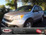 2007 Whistler Silver Metallic Honda CR-V LX #73113572