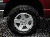 2007 Dodge Ram 1500 TRX4 Off Road Regular Cab 4x4 Wheel