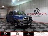 2003 Atlantic Blue Pearl Dodge Ram 1500 ST Quad Cab #73113615