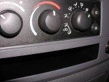 2007 Dodge Ram 1500 TRX4 Off Road Regular Cab 4x4 Controls