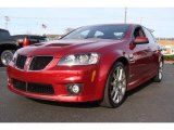 2009 Sport Red Metallic Pontiac G8 GXP #7287494