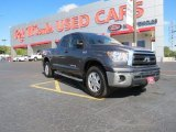 2011 Magnetic Gray Metallic Toyota Tundra Double Cab 4x4 #73135689