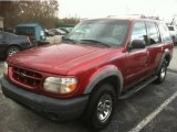 2001 Toreador Red Metallic Ford Explorer XLS #73135762