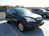2009 Royal Blue Pearl Honda CR-V EX-L 4WD #73142822